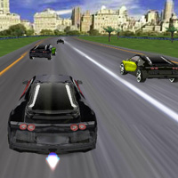 game 3D Bugatti Racing