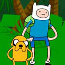 game Adventure Time Jungle Adventure 2