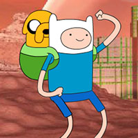 game Adventure Time: Son Of Mars