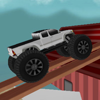 game Alilg Monster Truck 3D