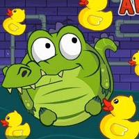 game Alligator Like Duck