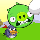 game Angry Birds Arms Bird