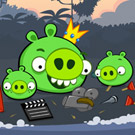 game Angry Birds Destroy Bad Piggies