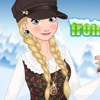 game Anna From Frozen Today