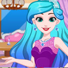 game Ariel Pastel Ombre Hair