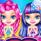 game Baby Barbie Equestria Costumes