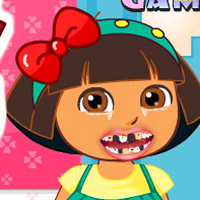 game Baby Dora Dentist