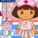 game Baby Dora: Injection Learning