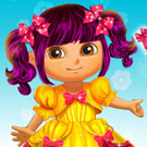 game Baby Dora Real Makeover