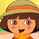 game Baby Dora Royal Makeup