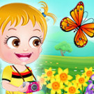 game Baby Hazel Nature Explorer