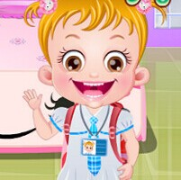 game Baby Hazel School Hygiene