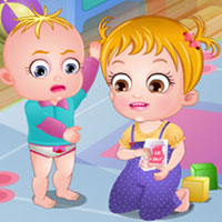 game Baby Hazel Sibling Trouble