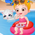game Baby Hazel Summer Fun