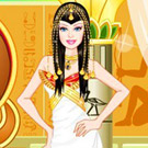game Barbie Egyptian Princess Dressup