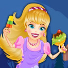 game Barbie Ice Cream Parlor