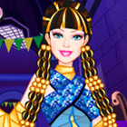 game Barbie Monster High Star Dress Up