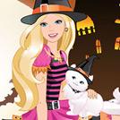 game Barbie The Sweetest Halloween