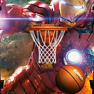 game Basketball Iron Man