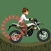 game Ben10 Motorcycling 2
