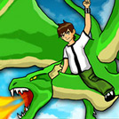game Ben 10 Dragon Blaze