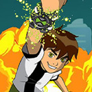 game Ben 10 Speedy Runner