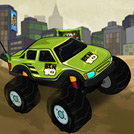 game Ben 10 Vs Rex Truck Champ