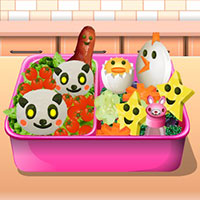 game Bento Box: Sara