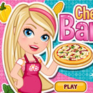 game Chef Barbie Italian Pizza