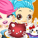 game Color Girls Hello Kitty Desserts