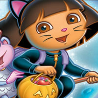 game Cute Witches Dora