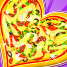 game Delicious Heart Pizza