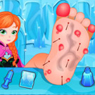 game Doctor Anna Foot