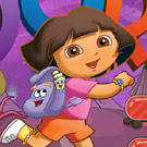 game Dora Candy World