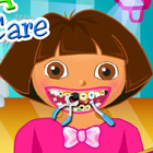 game Dora Dental Care