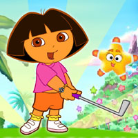 game Dora Golf Training