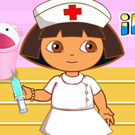 game Dora Nurse Injection