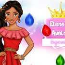 game Elena of Avalor Bejeweled