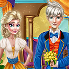 game Elsa and Jack perfect date