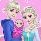 game Elsa Babyroom Decoration