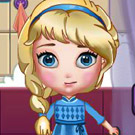 game Elsa Clean Bathroom