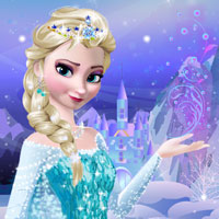 game Elsa Frozen Makeup