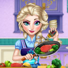 game Elsa Real Cooking