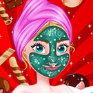 game Frozen Anna Chocolate Spa