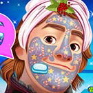 game Frozen Kristoff Christmas Makeover