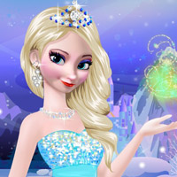game Frozen Makeup