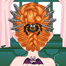 game Halloween Hairstyles