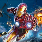 game Iron Man Puzzle