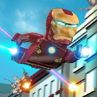 game LEGO Marvel Super Heroes: Iron Man