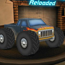 game Monster Truck 3D Reloaded